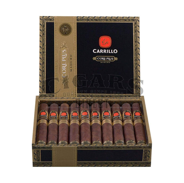 Load image into Gallery viewer, E.P. Carrillo Core Plus Maduro Club 52 Opened Box