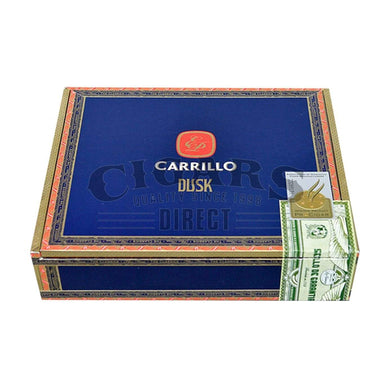 E.P. Carrillo Dusk Robusto Closed Box
