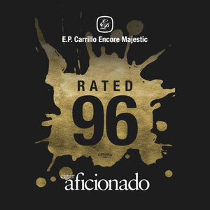 E.P. Carrillo Encore Majestic 96 Rating by Cigar Aficionado