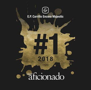 E.P. Carrillo Encore Majestic 2018 No.1 Cigar of The Year E.P. Carrillo Encore Majestic Closed Box