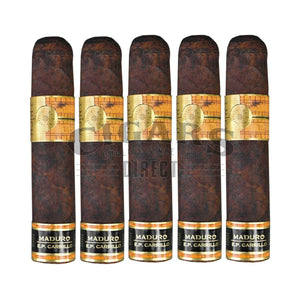 E.P. Carrillo INCH Maduro 62 5 Pack