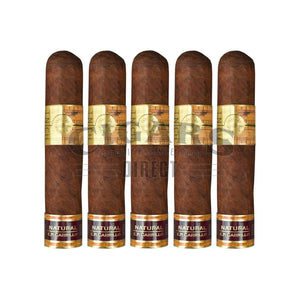 E.P. Carrillo INCH Natural 62 5 Pack