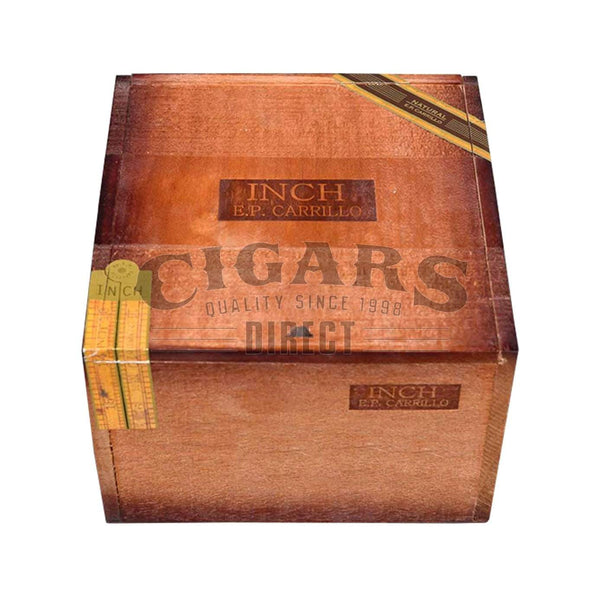Load image into Gallery viewer, E.P. Carrillo INCH Natural 62 Closed Box
