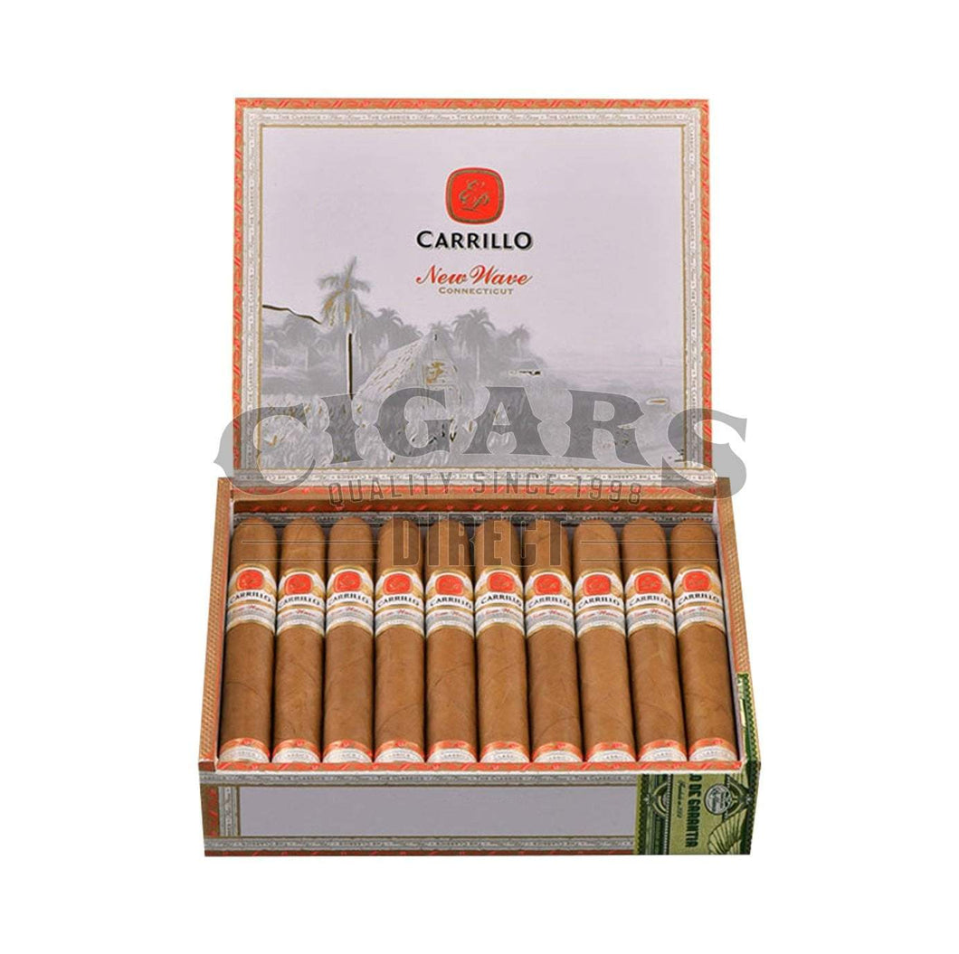 E.P. Carrillo New Wave Connecticut Divinos Opened Box