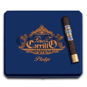 E.P. Carrillo Pledge Robusto Box Closed