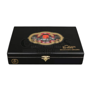E.P. Carrillo Seleccion Oscuro Piramides Royal Closed Box