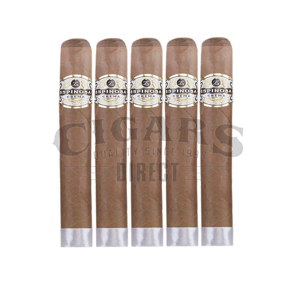 Espinosa Crema Connecticut No.4 5 Pack