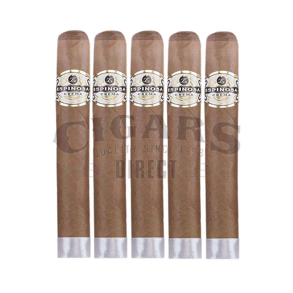 Espinosa Crema Connecticut No.5 5 Pack