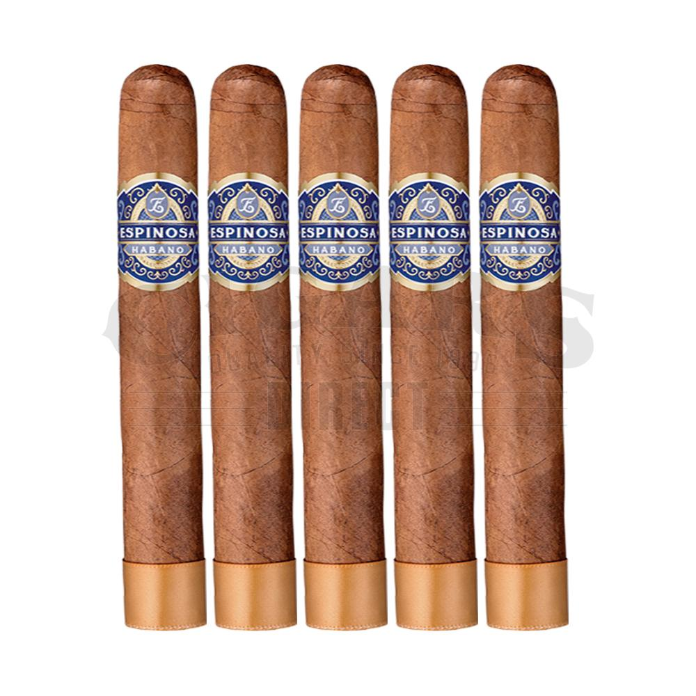 Espinosa Habano No.8 Gordo 5 Pack