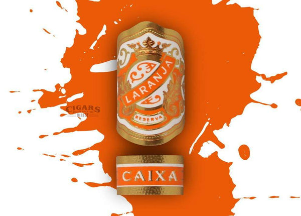 Load image into Gallery viewer, Espinosa Laranja Reserva Caixa Box Press Band