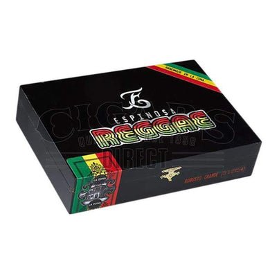 Espinosa Reggae Robusto Grande Closed Box
