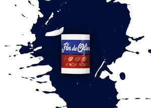 Flor De Oliva Natural Churchill Band