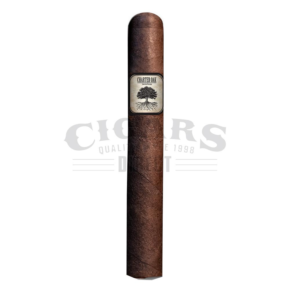 Foundation Cigar Co Charter Oak Maduro Toro Single