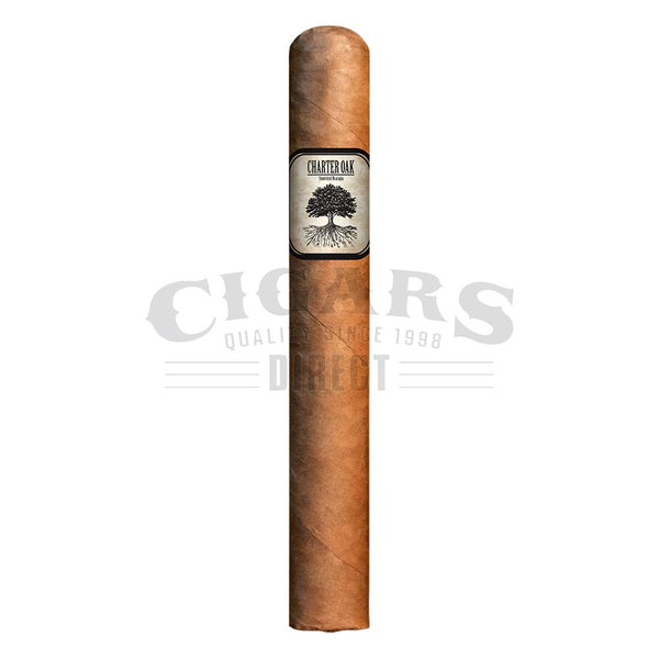 Load image into Gallery viewer, Foundation Cigar Co Charter Oak Shade Toro Single