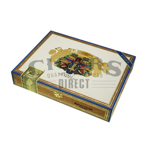 Foundation Cigar Co El Gueguense Churchill Box Closed
