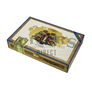 Foundation Cigar Co El Gueguense Corona Gorda Box Closed