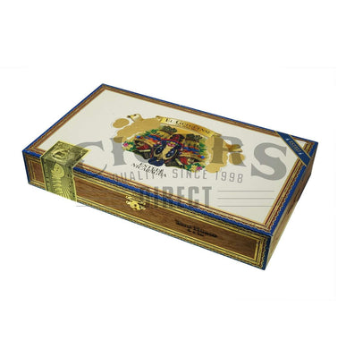 Foundation Cigar Co El Gueguense Toro Huaco Box Closed