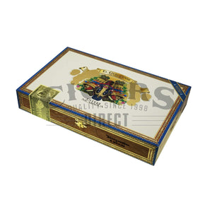 Foundation Cigar Co El Gueguense Torpedo Box Closed