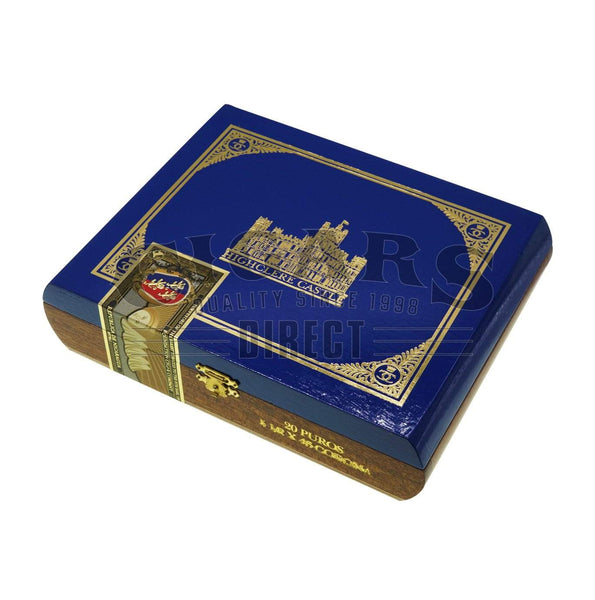 Load image into Gallery viewer, Foundation Cigar Co Highclere Castle Connecticut Corona Box Closed