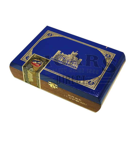 Load image into Gallery viewer, Foundation Cigar Co Highclere Castle Connecticut Robusto Box Closed