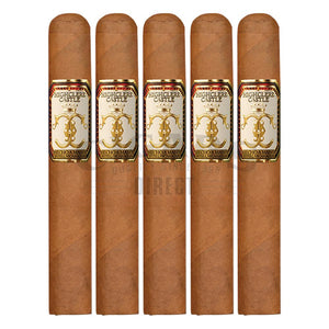 Foundation Highclere Castle Robusto 5pack