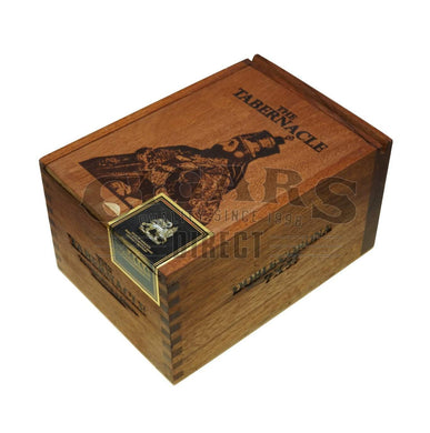 Foundation Cigar Co The Tabernacle Double Corona Box Closed
