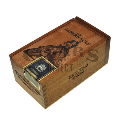 Foundation Cigar Co The Tabernacle Lancero Box Closed