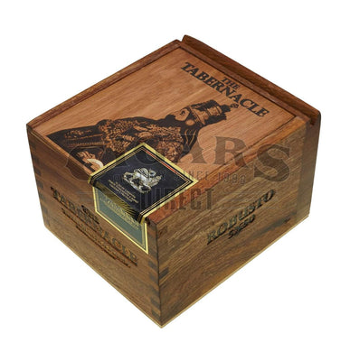 Foundation Cigar Co The Tabernacle Robusto Box Closed