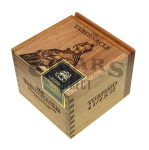 Foundation Cigar Co The Tabernacle Torpedo Box Closed