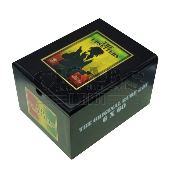 Load image into Gallery viewer, Foundation Cigar Co The Upsetters The Original Rude Boy Box Closed