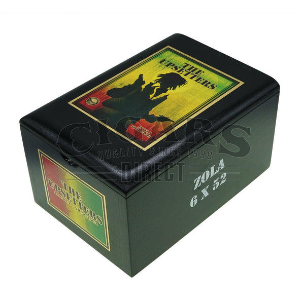 Load image into Gallery viewer, Foundation Cigar Co The Upsetters Zola Box Closed