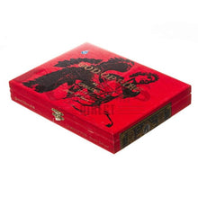 Load image into Gallery viewer, God Of Fire By Carlito Double Robusto Box Closed