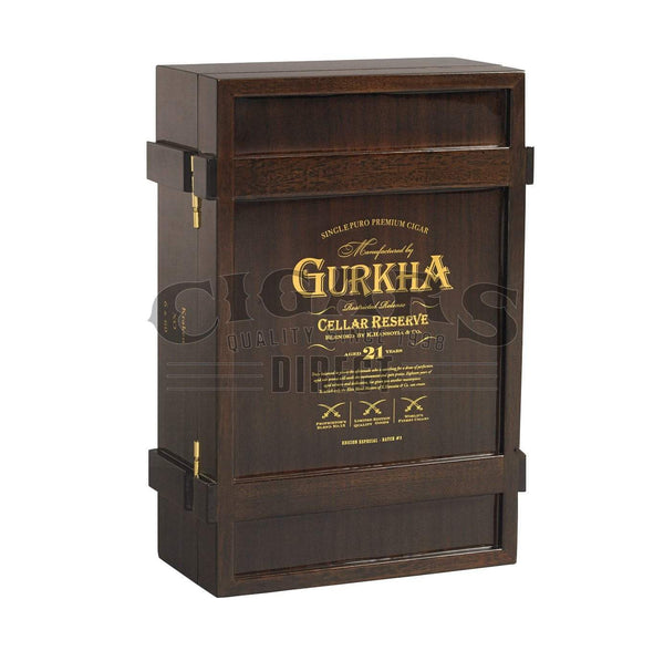 Load image into Gallery viewer, Gurkha Cellar Reserve Limitada Kraken Closed Box
