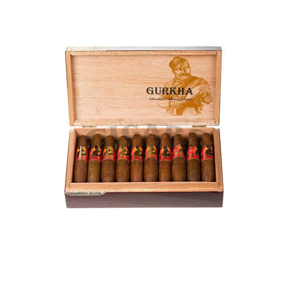 Load image into Gallery viewer, Gurkha Masters Select El Duke Box Open