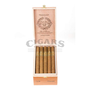 Gurkha Park Avenue Churchill Box Open