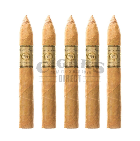 Load image into Gallery viewer, Gurkha Park Avenue Torpedo 5 Pack