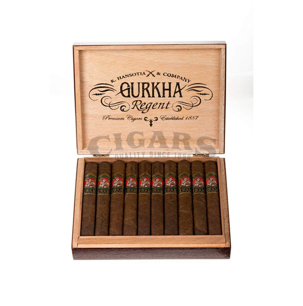 Load image into Gallery viewer, Gurkha Regent Class Robusto Box Open
