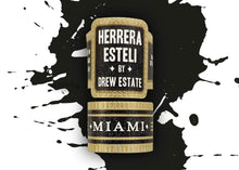 Load image into Gallery viewer, Herrera Esteli By Drew Estate Miami Robusto Grande Band