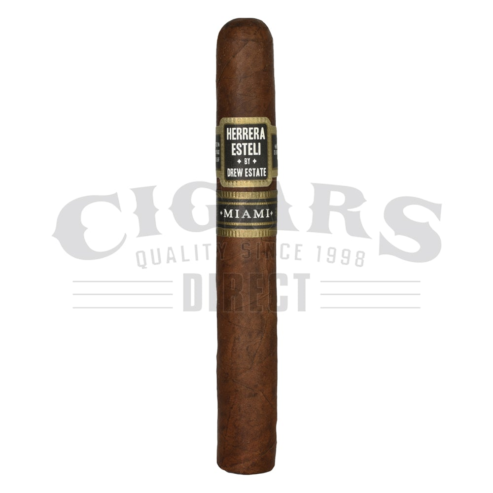 Herrera Esteli By Drew Estate Miami Robusto Grande Single