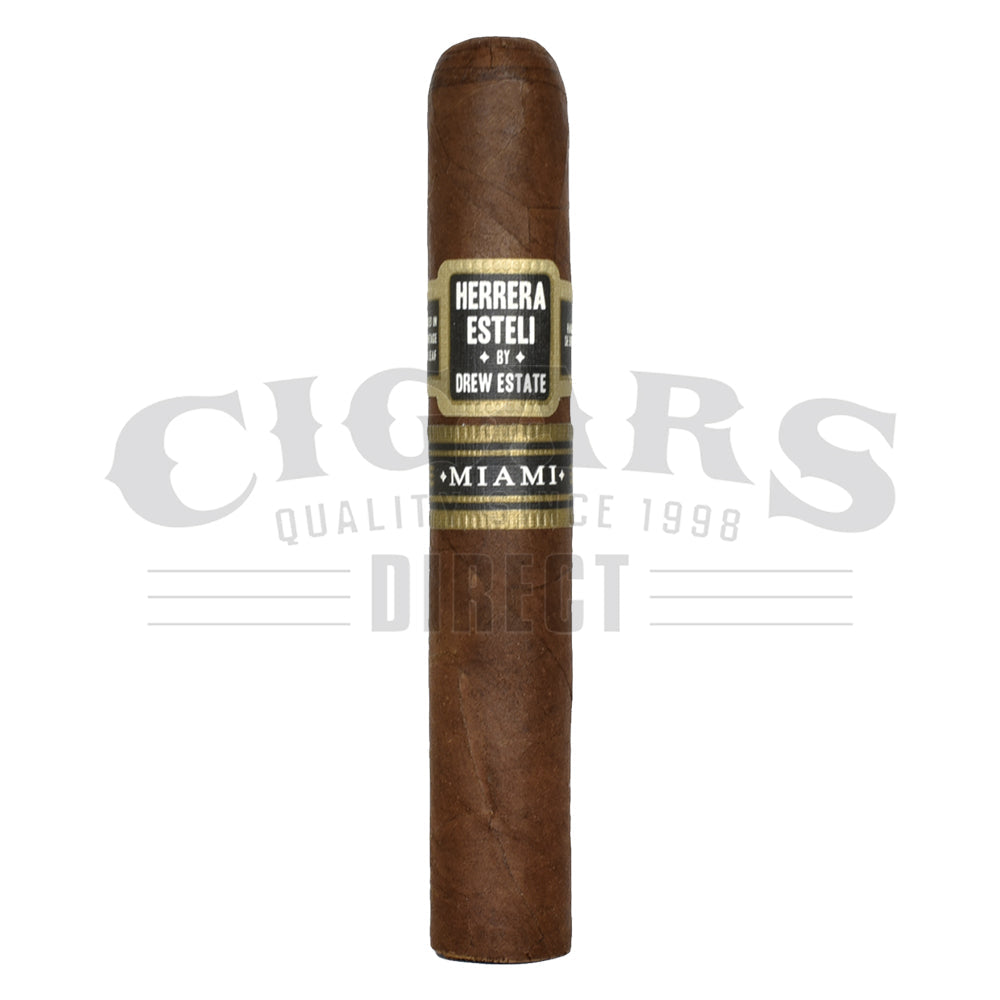 Herrera Esteli By Drew Estate Miami Short Corona Gorda Single