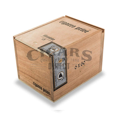 Illusione Cigares Prive 660 Closed Box