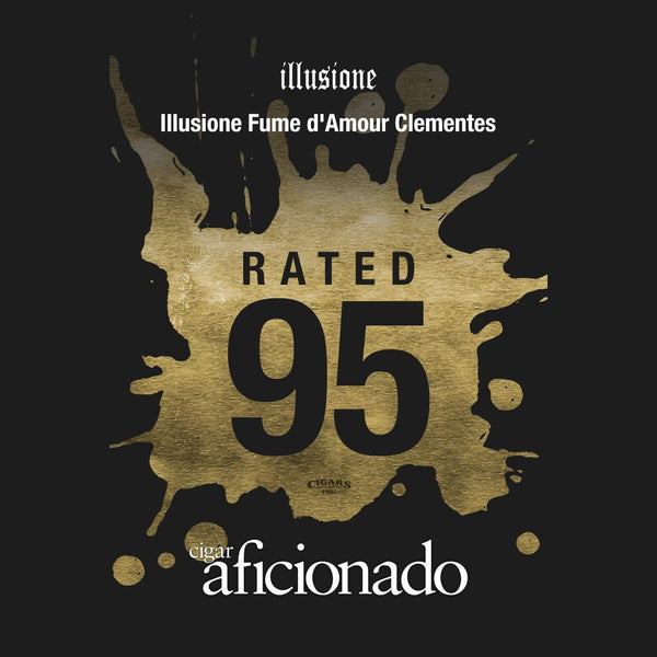Load image into Gallery viewer, Illusione Fume D'Amour Clementes 95 Rating Cigar Aficionado
