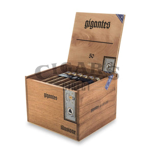 Illusione Gigantes San Andres Opened Box