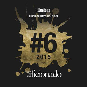 Illusione Ultra OP No.9 2015 No.6 Cigar of The Year