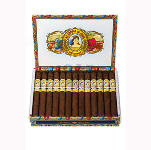 La Aroma De Cuba Mi Amor Churchill Box Open