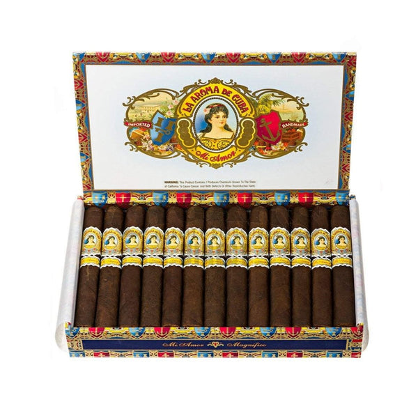 Load image into Gallery viewer, La Aroma De Cuba Mi Amor Magnifico Box Open