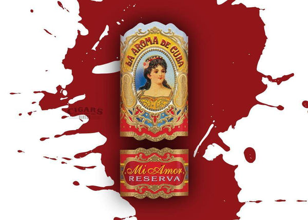 Load image into Gallery viewer, La Aroma De Cuba Mi Amor Reserva Romantico Churchill Band
