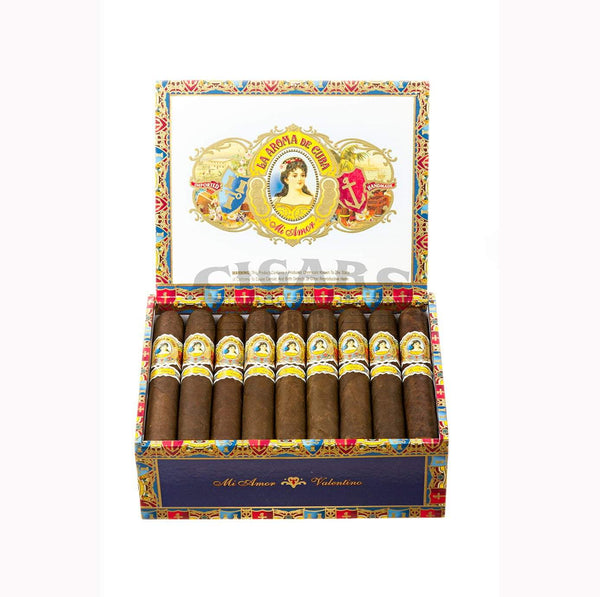 Load image into Gallery viewer, La Aroma De Cuba Mi Amor Valentino Box Open