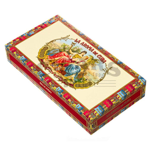Load image into Gallery viewer, La Aroma de Cuba Original Belicoso Box Closed