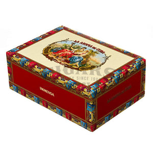 La Aroma de Cuba Original Immensa Box Closed
